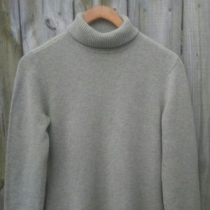 Lauren Ralph Lauren 100% cashmere dress- Grey- S